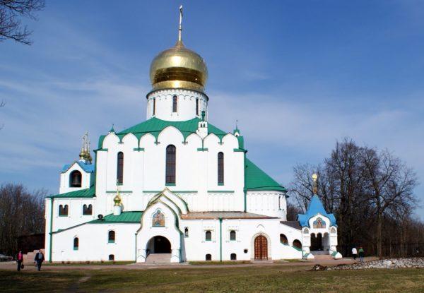 Федоровский собор в Царском Селе